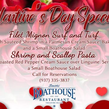 Our Valentine's Day Menu is Here!