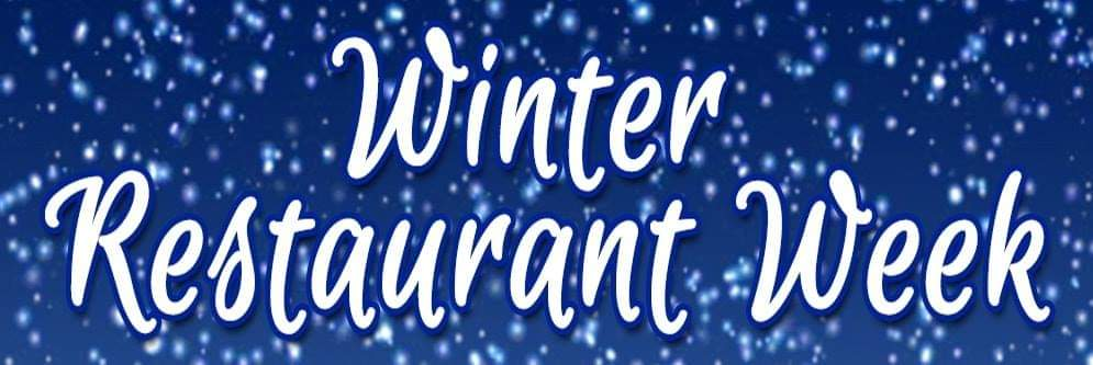 Winter Restaurant Week at the Boathouse