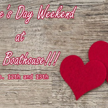 Our Valentine's Day Weekend Menu is Here!!!